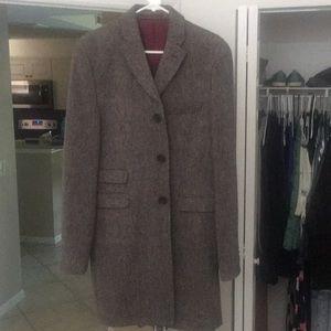 J. LINDEBERG 100% Wool Top Coat